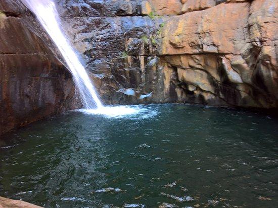 De Rust, Sør-Afrika: Meiringspoort Waterfall
