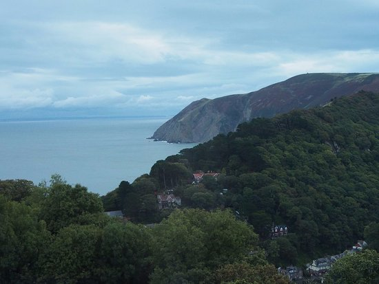 Sinai House: View of Lynton