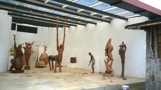 Musee des Arts et Traditions du Gabon (Museum of Art and Culture)