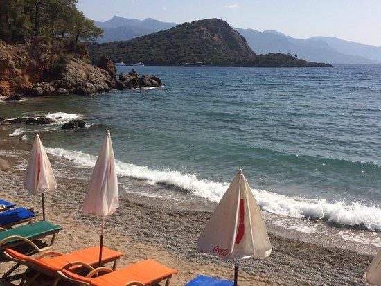 Faralya, ตุรกี: Gemile Adası