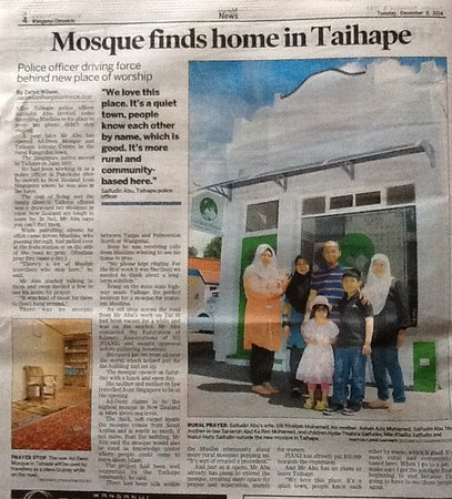 Taihape, นิวซีแลนด์: Brief history