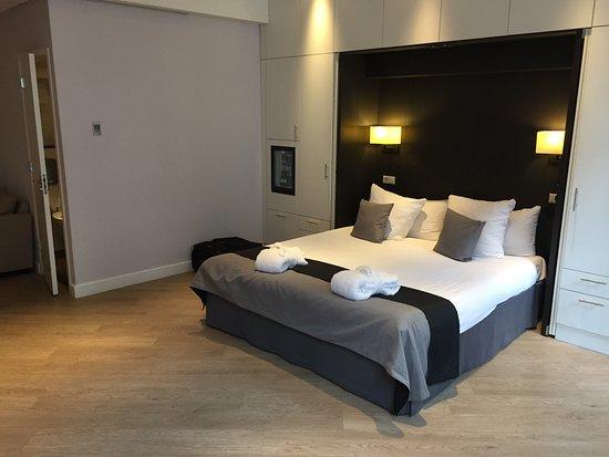 Hotel Amsterdam - De Roode Leeuw: Room 101