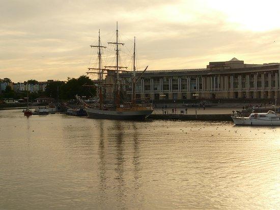 Bristol City Docks: canale