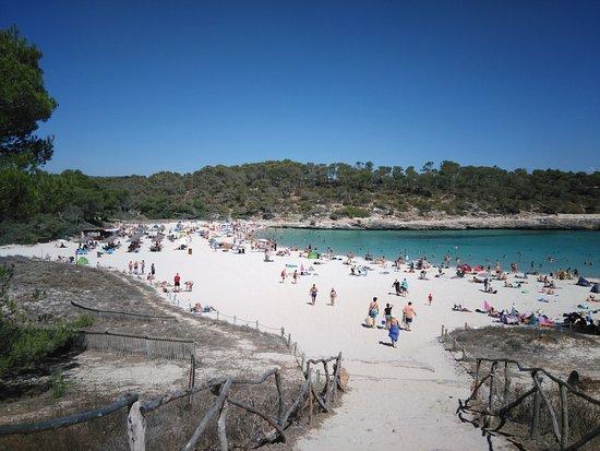 Playa de S'Amarador: juste super !