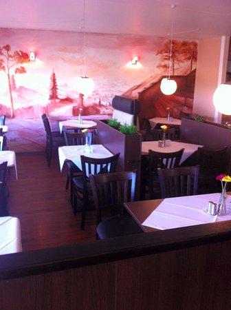 Гринстед, Дания: Restauranten