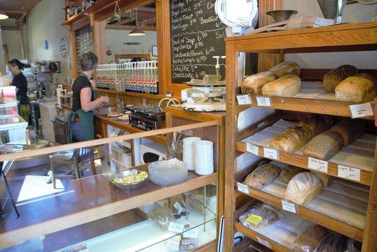 Greenwood, Kanada: de bakkerij van binnen