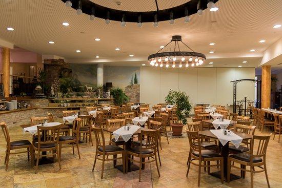 Wolnzach, Γερμανία: Ресторан