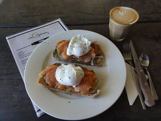 Agnes Water, Australië: Breakfast