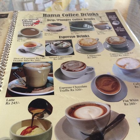 Hansa Ceylon Coffee: photo1.jpg