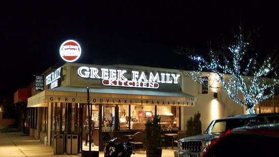 The Greek Family Kitchen Mediterranean Restaurant 25322 Union Tpke In Glen Oaks Ny Tips