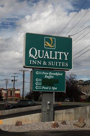 Butte, MT: Gut ausgeschildert