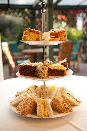 Uppingham, UK: Afternoon Tea
