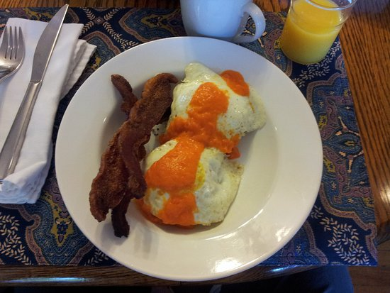 Bethlehem, Nueva Hampshire: Breakfast