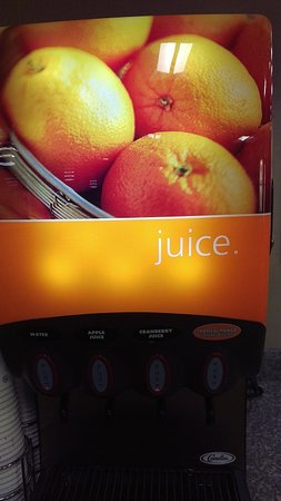 Claremore, OK: Orange juice with no orange juice.