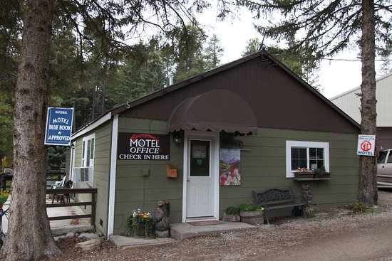 "Evergreen Motel: Das Office des ""Traditionsmotels"""