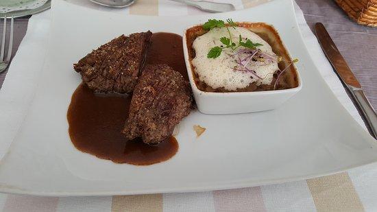 Hotel Restaurant L'Epicurien : 20161008_132548_large.jpg