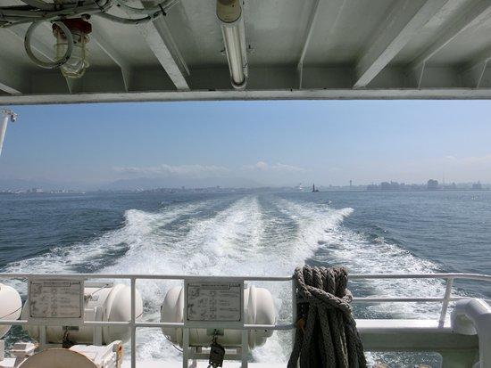 Fukuoka Municipal Ferry Service, Genkaijima Route