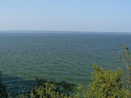 Kama Reservoir, Rosja: Камское Устье, Татарстан