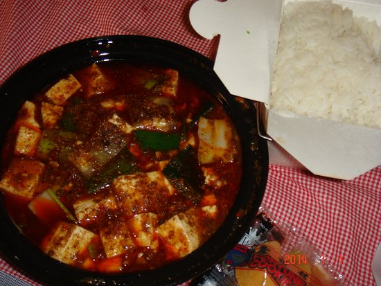 Mapo Tofu Photo