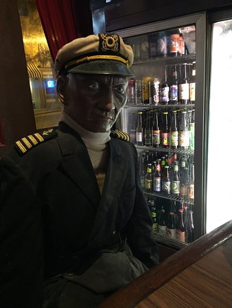 Port Washington, WI: Captain, my Captain
