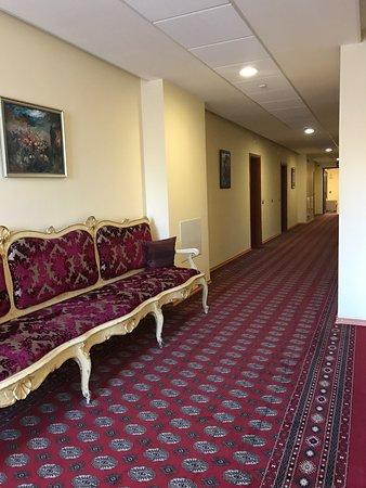 Sliven, Bulgaria: Hotel Park Central