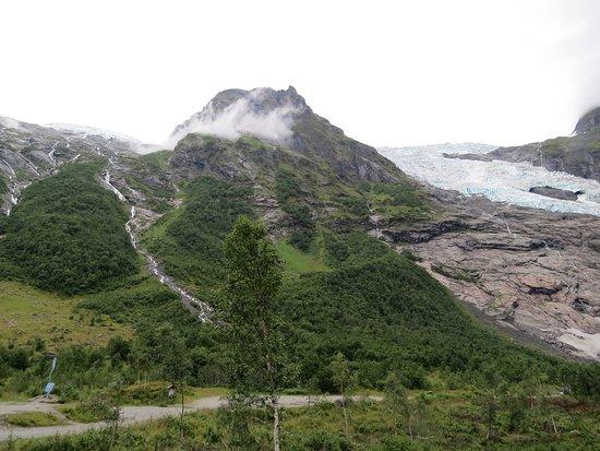 Fjaerland, Norway: Boyabreen