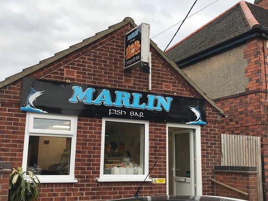 Derbyshire, UK: Marlin Fish Bar