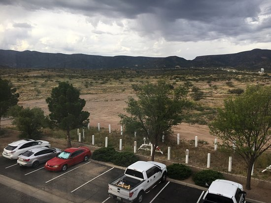 The Verde Canyon Picture Of Comfort Inn Camp Verde