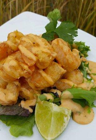 Glen Ellyn, IL: Firecracker Shrimp Appetizer