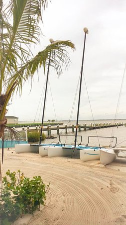 48th St. Watersports: The beach launch spot