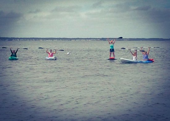 48th St. Watersports: The girls!
