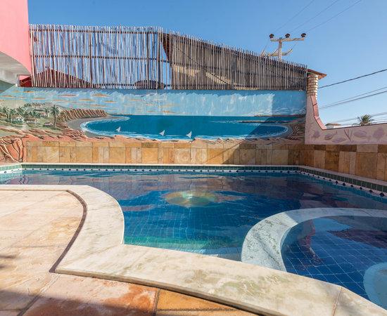 Hotel Pousada Latitude, hôtels à Canoa Quebrada