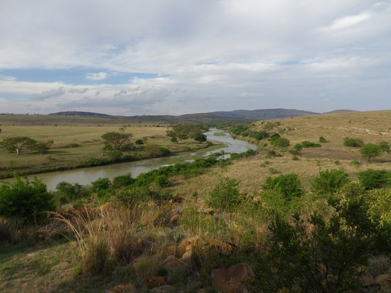 Rorke's Drift, Южная Африка: A room with a view