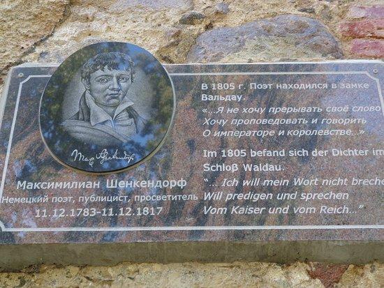 Kaliningrad Oblast, Russia: Памятная доска
