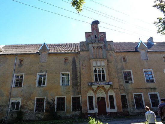 Waldau Castle: Замок