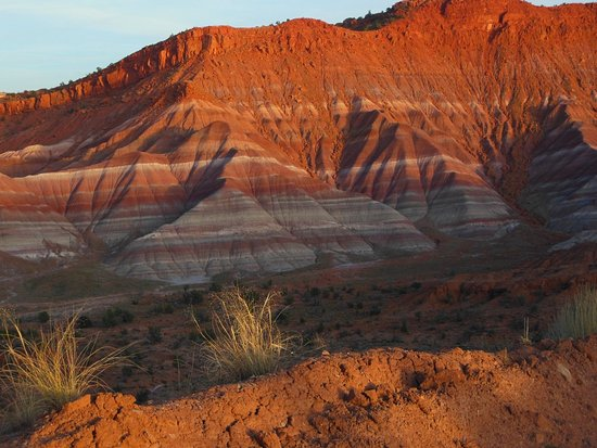 Paria River Canyon: more color