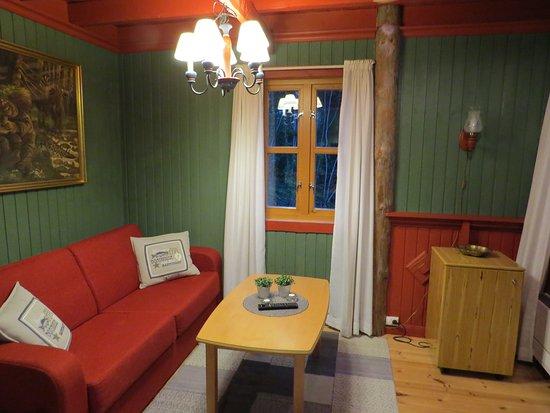 Kaupanger, Norvège : Гостинная