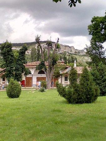 Bakhchisaray: Вид на горы