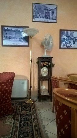 Arredamento elegante anche se datato - Foto di Hotel Roma ...