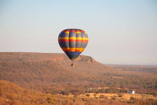 Big 5 Ballooning