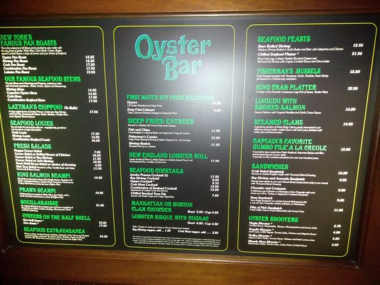John A's Oyster Bar: IMG_20161007_145209_large.jpg