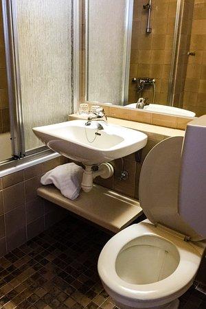 Ivalo, Finlande : Our bathroom