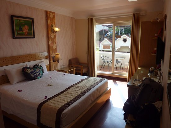 Hanoi Guest House: Honeymoon suite