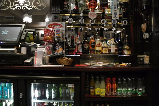 Carrick-on-Suir, Irlanda: Tolle Bar