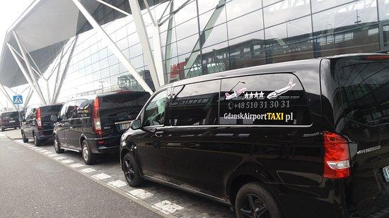 Gdansk Shuttle: Maxi Taxi Gdansk Airport