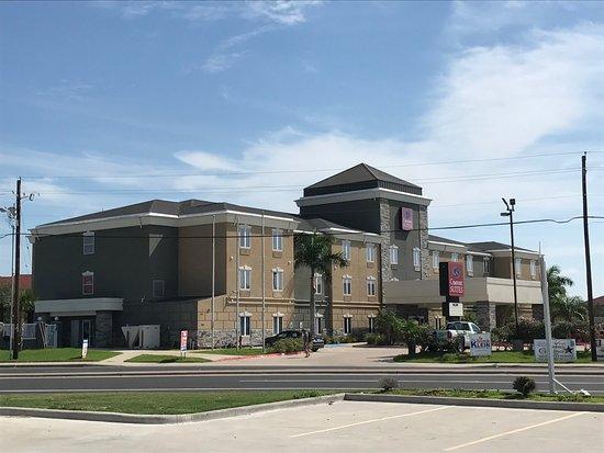 Comfort Suites Near Texas A&M - Corpus Christi : Renovations look great!