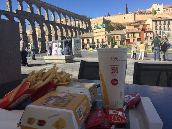 imagen McDonald's - Segovia en Segovia