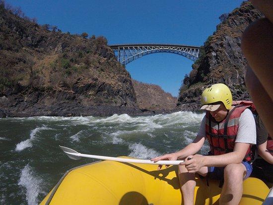 Safpar Rafting Company : Calmer moment