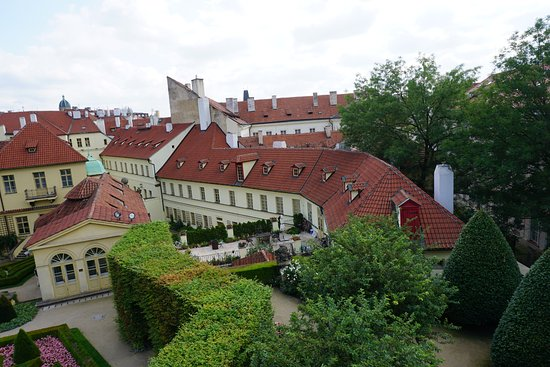Aria Hotel: vistas del jardin