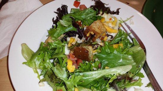 Scrambler Marie's: House Salad